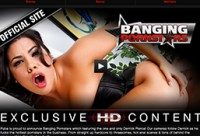 One of the most popular pay porn sites featuring amazing threesome HD content