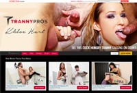 nicest trannies porn website giving you rough sex vids