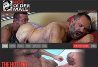 Top gay porn website to enjoy older men having high-quality sex