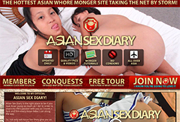 Top paid porn site for the hottest asian women