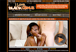 One of the most popular premium xxx site to watch some fine black girls