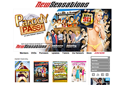 One of the top membership adult sites featuring some fine adult DVDs