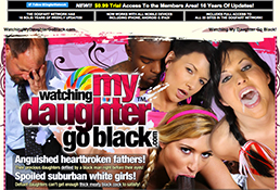 Great premium xxx website with sexy daughters fucked by black dudes