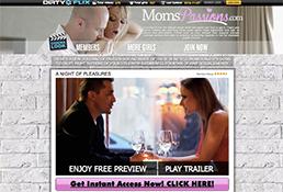 best paid adult website for MILF fans