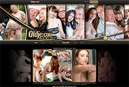 oldje is the greatest age gap xxx site proposing hot cuties material