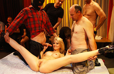 real sex orgies without any limit
