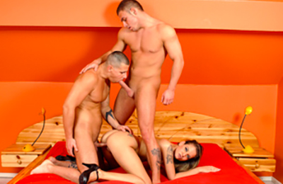 sex group scenes on bisex digital