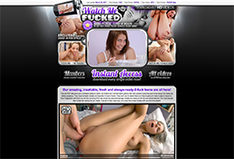 watchmefucked is the top pov porn website to enjoy hot chicks hungry for cocks