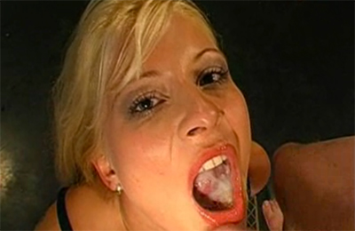 hot ladies love to swallow male semen