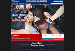 definitely the best interracial porn site providing hot ebony cumshots xxx material