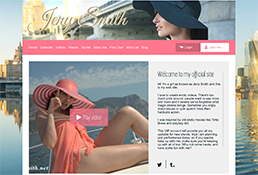the nicest porn model website if like a hot model showing her body in public