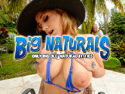 among the most exciting big tits porn websites to get hot models with massive natural boobs