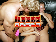 among the nicest gangbang porn sites featuring banged innocent models