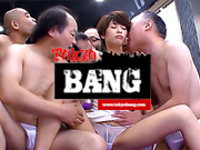 among the nicest gangbang porn websites offering gorgeous japanese models