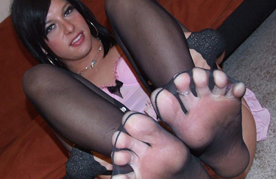 top shemale adult site if you love hot tranny feet sex scenes