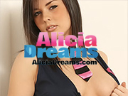 top brunette adult site for those who love the stunning alicia dreams