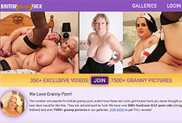 Top amateur porn site to enjoy British grannies and matures