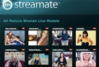 most popular pay xxx websites to acces stunning mature live show