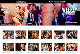 the most worthy party xxx site to enjoy stunning hardcore flicks