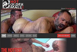 Top gay porn website to enjoy older men having high-quality sex