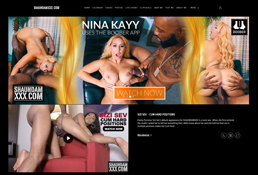 great interracial adult website to watch exciting bbc and bbw adult videos
